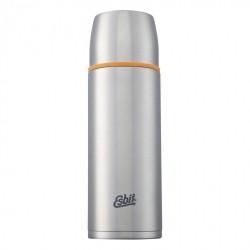 Термос Esbit ISO, cтальной-оранжевый, 1 л